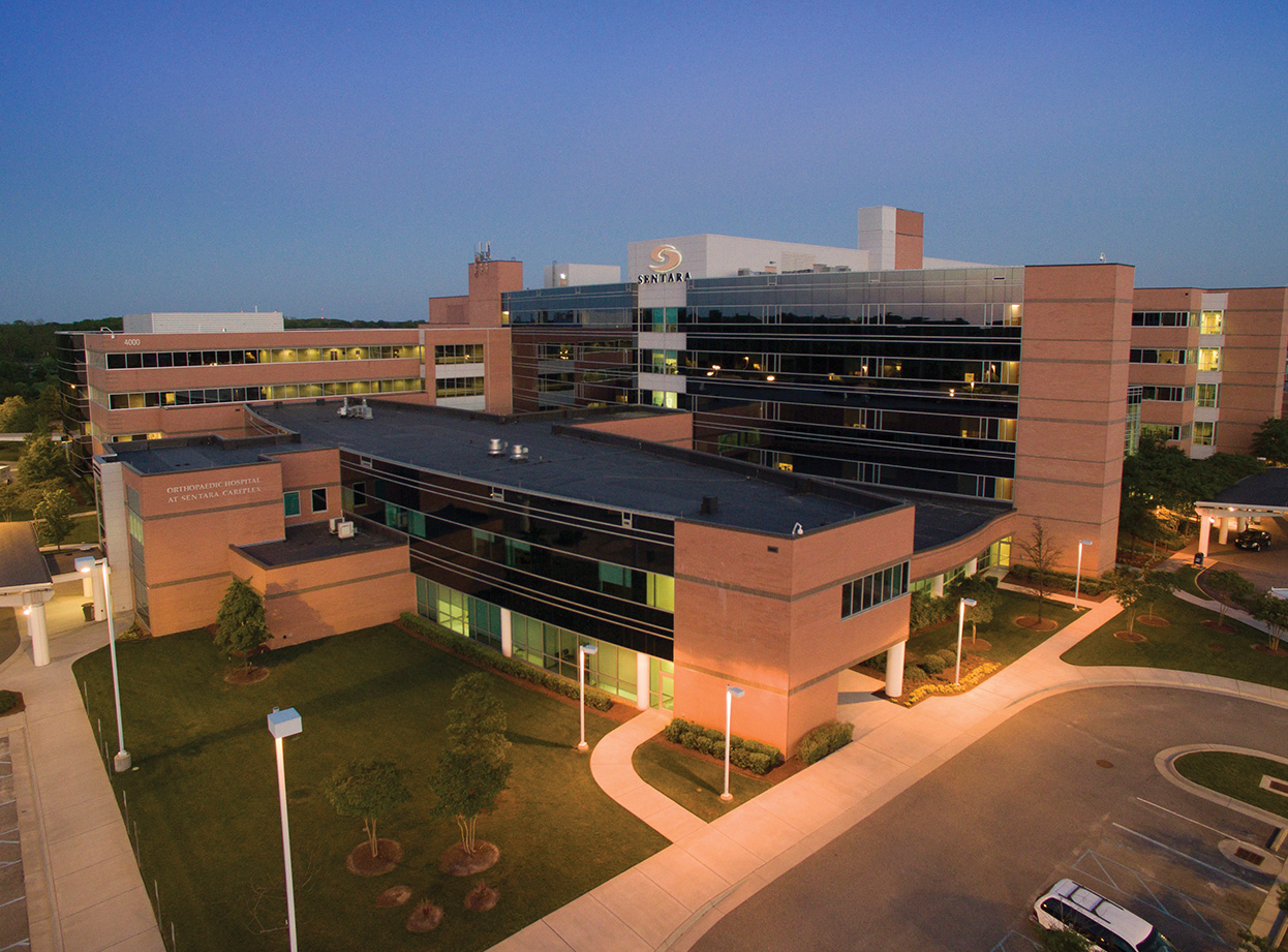 Sentara Orthopedic Careplex Hospital