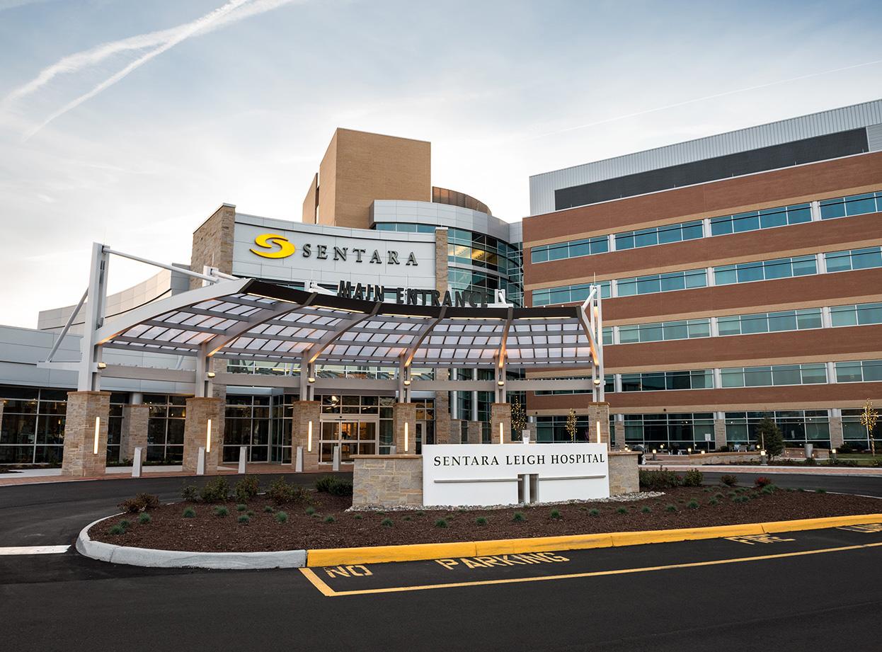 Sentara Leigh Hospital