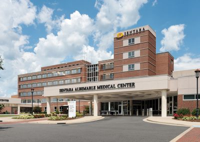 Sentara Albemarle Medical Center  Elizabeth City, NC | 182 Beds